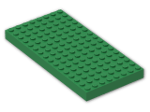 LEGO® Brick: Brick 8 x 16 (4204) | Color: Dark Green