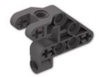 LEGO® Stein: Technic Bionicle Rahkshi Lower Torso Section (44135) | Farbe: Dark Stone Grey