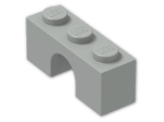 LEGO® Brick: Arch 1 x 3 (4490) | Color: Grey