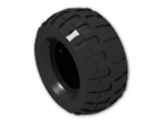 LEGO® Stein: Tyre 38/ 50 x 43 Off Road (45982) | Farbe: Black