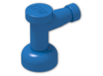 LEGO® Brick: Tap 1 x 1 without Hole in Spout (4599b) | Color: Bright Blue