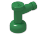 LEGO® Brick: Tap 1 x 1 without Hole in Spout (4599b) | Color: Dark Green