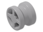 LEGO® Stein: Wheel Rim 6.4 x 8 (4624) | Farbe: Medium Stone Grey