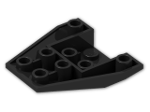 LEGO® Stein: Wedge 4 x 4 Triple Inverted (4855) | Farbe: Black