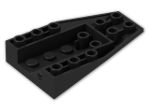 LEGO® Brick: Wedge 6 x 4 Inverted (4856) | Color: Black