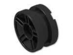 LEGO® Stein: Wheel Rim 6.4 x 11 with 5 Spokes (50944) | Farbe: Black