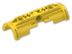 LEGO® Brick: Technic Pneumatic Cylinder Bracket (53178) | Color: Bright Yellow