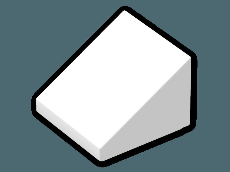 Brick Yellow 100 NEW LEGO Tan 1x1 2//3 Roof Tiles Slope Bricks 54200 4516055