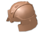 LEGO® Brick: Minifig Helmet Cap (60748) | Color: Copper