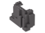 LEGO® Stein: Panel 4 x 10 x 6 Rock Rectangular (6082) | Farbe: Dark Stone Grey
