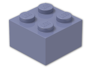 LEGO® Brick Color: Medium Bluish Violet
