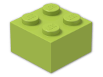 LEGO® Brick Color: Bright Yellowish Green
