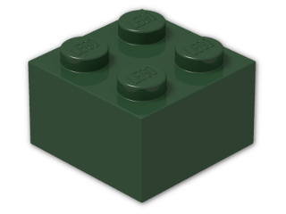 LEGO® Stein Farbe: Earth Green