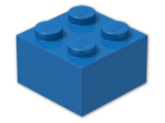 LEGO® Brick Color: Bright Blue