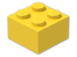 LEGO® Brick Color: Bright Yellow
