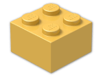 LEGO® Brick Color: Titanium Metallic