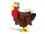 LEGO® Seasonal Turkey (10090-1) released in (2003) - Image: 1