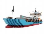 LEGO® Sculptures Maersk Line City (10155-1) erschienen in (2010) - Bild: 1