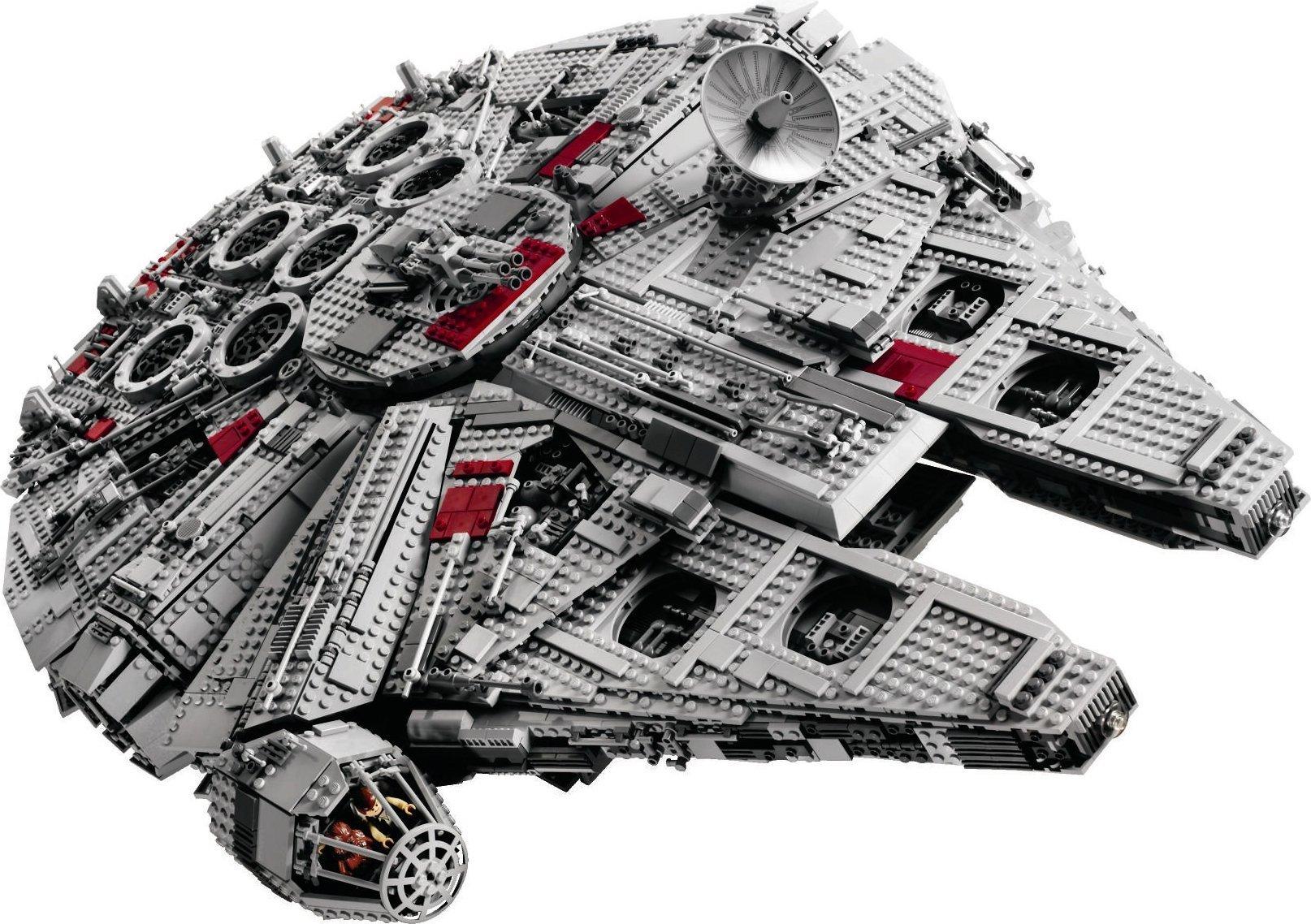 Lego star wars falcon millennium 10179 ремонт стационарного телефона краснотурьинск - ремонт в Москве