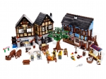 LEGO® Castle Medieval Market Village (10193) released in (2009) - Image: 1