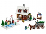 LEGO® Seasonal Winter Village Bakery (10216-1) released in (2010) - Image: 1
