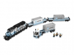 LEGO® Train Maersk Train (10219-1) erschienen in (2011) - Bild: 1