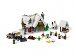 LEGO® Seasonal Winter Village Cottage (10229-1) released in (2012) - Image: 1