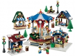 LEGO® Seasonal Winter Village Market (10235-1) released in (2013) - Image: 1