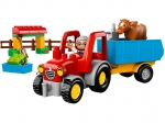LEGO® Duplo Traktor (10524-1) released in (2014) - Image: 1