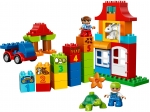 LEGO® Duplo Deluxe Steinebox (10580-1) released in (2014) - Image: 1