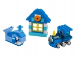 LEGO® Classic Blue creativity Box (10706-1) released in (2017) - Image: 1