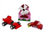 LEGO® Classic Red Creativity Box (10707-1) released in (2017) - Image: 1