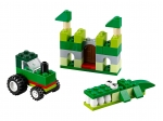 LEGO® Classic Green Creativity Box (10708) released in (2017) - Image: 1