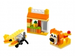 LEGO® Classic Kreativ-Box Orange (10709-1) erschienen in (2017) - Bild: 1