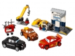 LEGO® Juniors Smokey's Garage (10743-1) released in (2017) - Image: 1