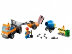 LEGO® Juniors Road Repair Truck (10750-1) released in (2018) - Image: 1
