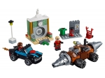 LEGO® Juniors Underminer Bank Heist (10760-1) released in (2018) - Image: 1