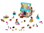 LEGO® Juniors Stephanie's Lakeside House (10763-1) released in (2018) - Image: 1