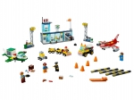 LEGO® Juniors City Central Airport (10764-1) released in (2018) - Image: 1