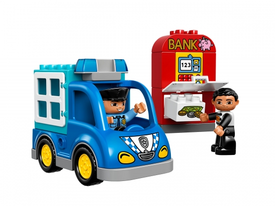 LEGO® Duplo Police Patrol (10809) released in (2016) - Image: 1