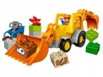 LEGO® Duplo Baggerlader (10811-1) released in (2016) - Image: 1