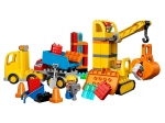 LEGO® Duplo Big Construction Site (10813-1) released in (2016) - Image: 1