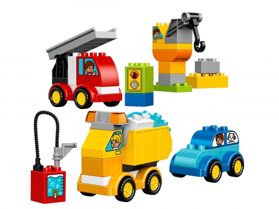 LEGO® Duplo My First Cars and Trucks (10816-1) released in (2016) - Image: 1