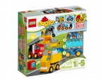 LEGO® Duplo My First Cars and Trucks (10816-1) released in (2016) - Image: 2