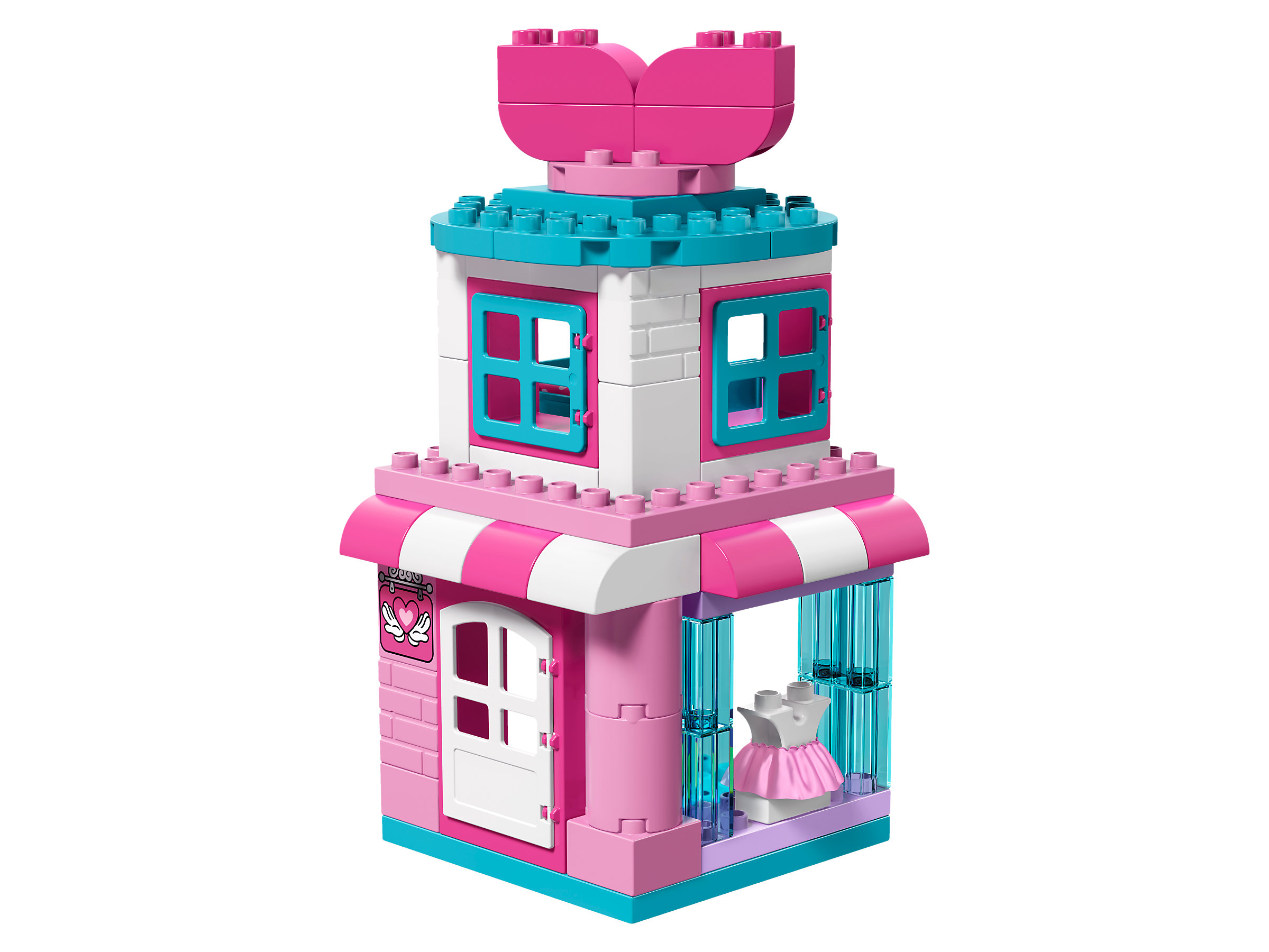 10844 MINNIE MOUSE BOW-TIQUE LEGO duplo NEW set legos DUPLOS disney juniors