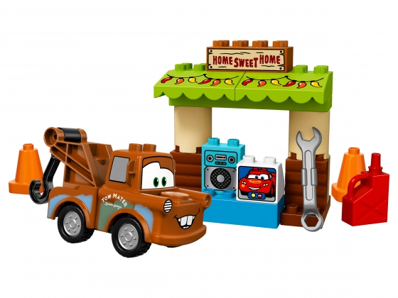 LEGO® Duplo Mater´s Shed (10856-1) released in (2017) - Image: 1