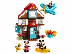 LEGO® Duplo Mickey's Vacation House (10889-1) released in (2019) - Image: 1