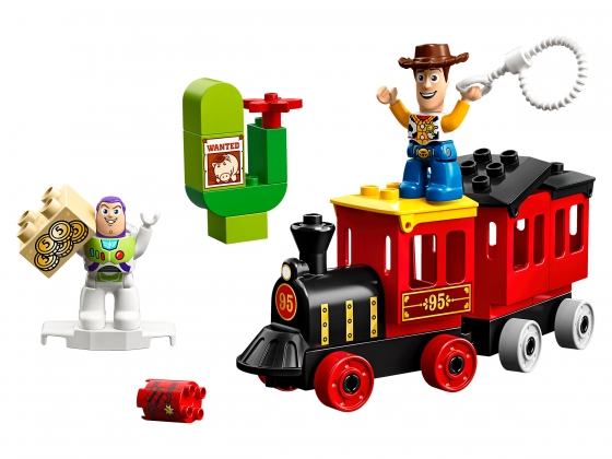 LEGO® Duplo Toy Story Train (10894) released in (2019) - Image: 1