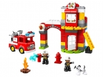 LEGO® Duplo Fire Station (10903-1) released in (2019) - Image: 1
