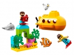 LEGO® Duplo Submarine Adventure (10910) released in (2019) - Image: 1